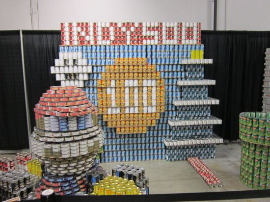Canned Mario Kart!