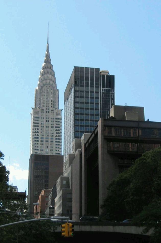 Chrysler Building!
