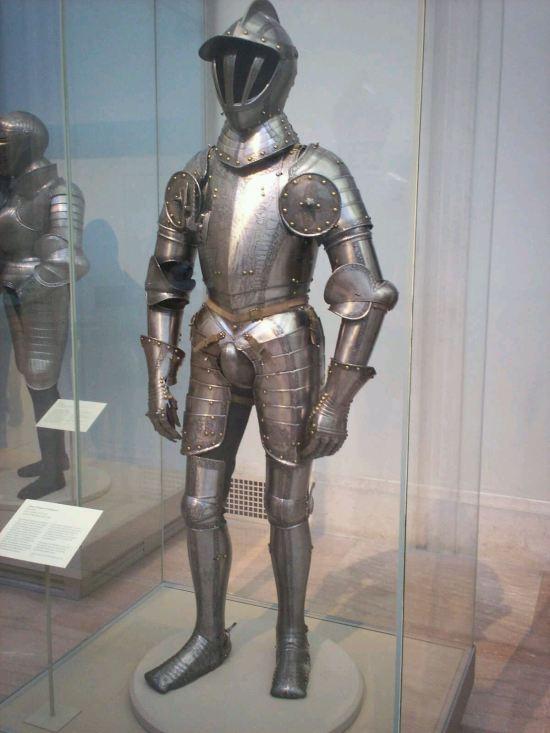 Codpiece Armor!