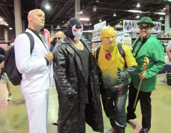 DC Villains!