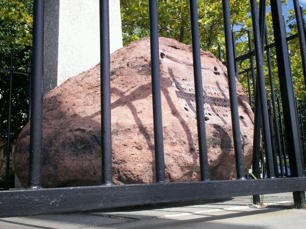 Death Rock Jailed!