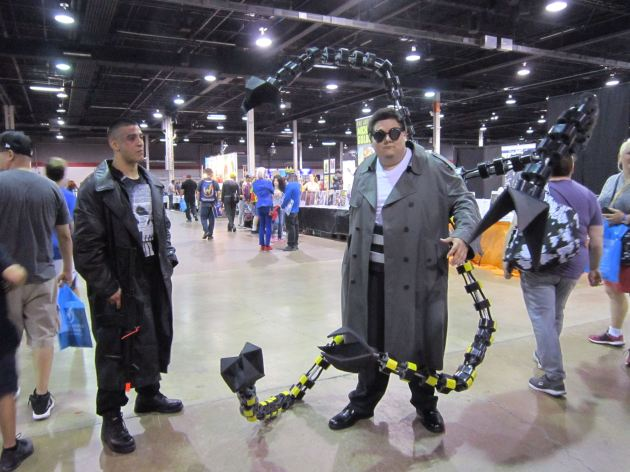 Doc Ock + Punisher!