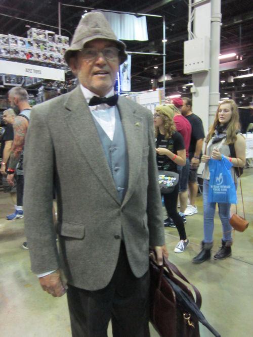 Dr Henry Jones Sr!