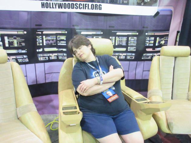 Enterprise Comfy Chairs!