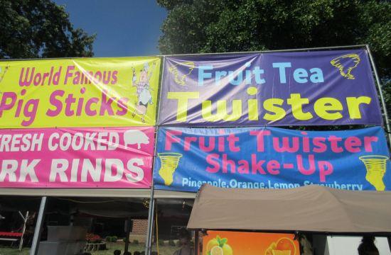 Fruit Tea Twister!
