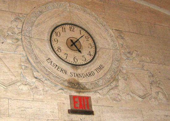 Grand Central Clock!