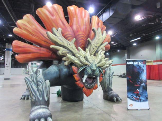 God Eater 2: Rage Burst!
