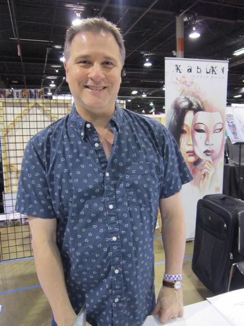 Greg Weisman!