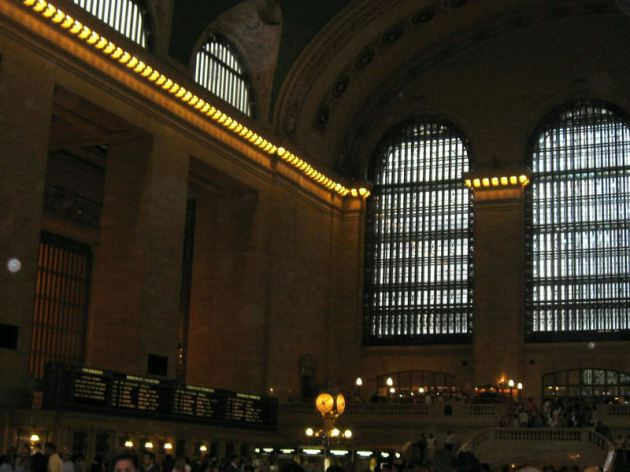 Grand Central Windows!