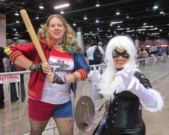 Harley & Black Cat!