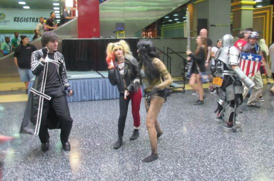 Harley & Enchantress!