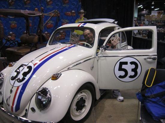 Herbie the Love Bug!