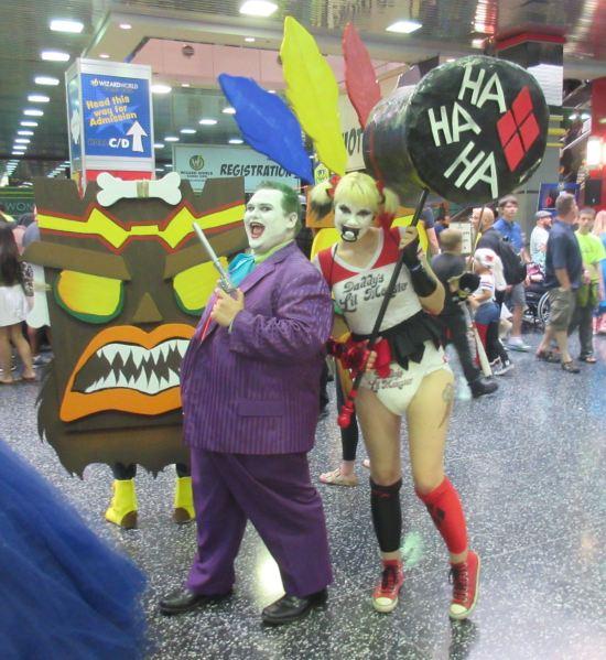 Joker & TMI Harley!