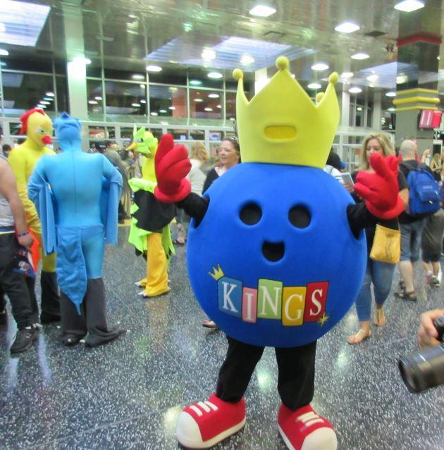 Kings Mascot!