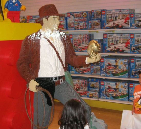 Lego Indiana Jones!