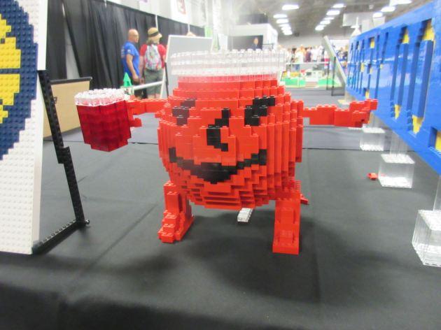 Lego Kool-Aid Man!
