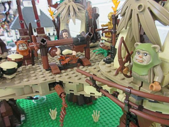 Lego Return of the Jedi!