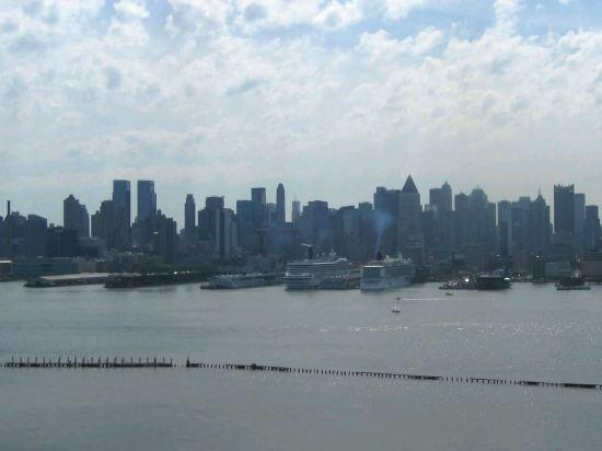 Manhattan!