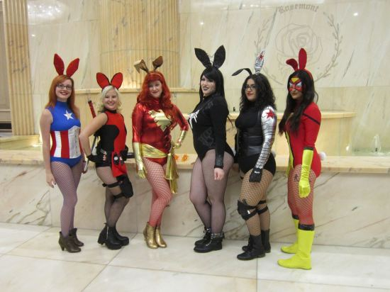 Marvel Bunnies!
