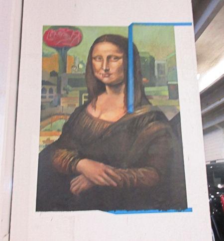 Mona Lisa Rosa!