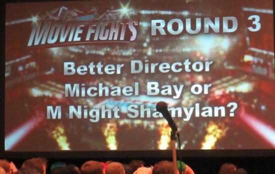 Movie Fights Round 3!