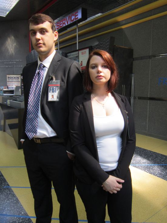 Mulder & Scully!