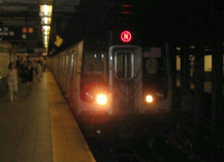 N Train!
