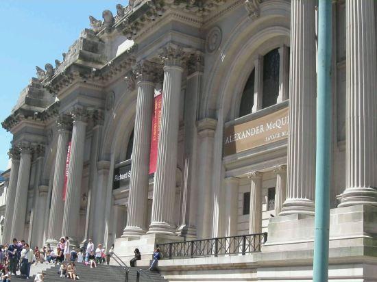 Metropolitan Museum of Art!