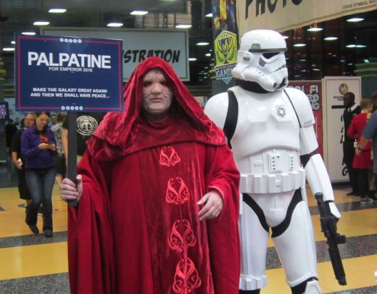 Palpatine for Emperor!