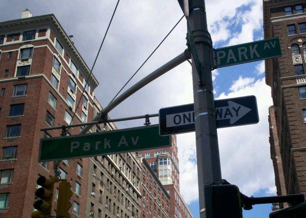 Park Avenue!
