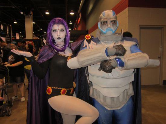 Raven & Apocalypse!