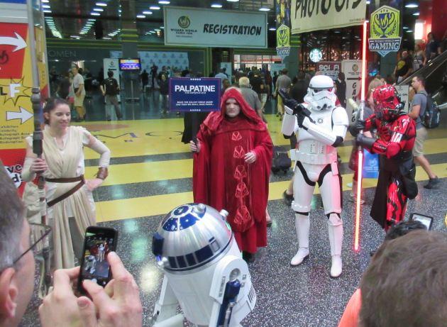 Rey v Maultrooper!