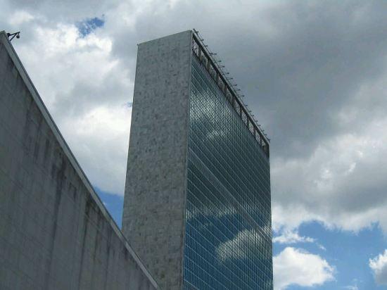 Secretariat Building!