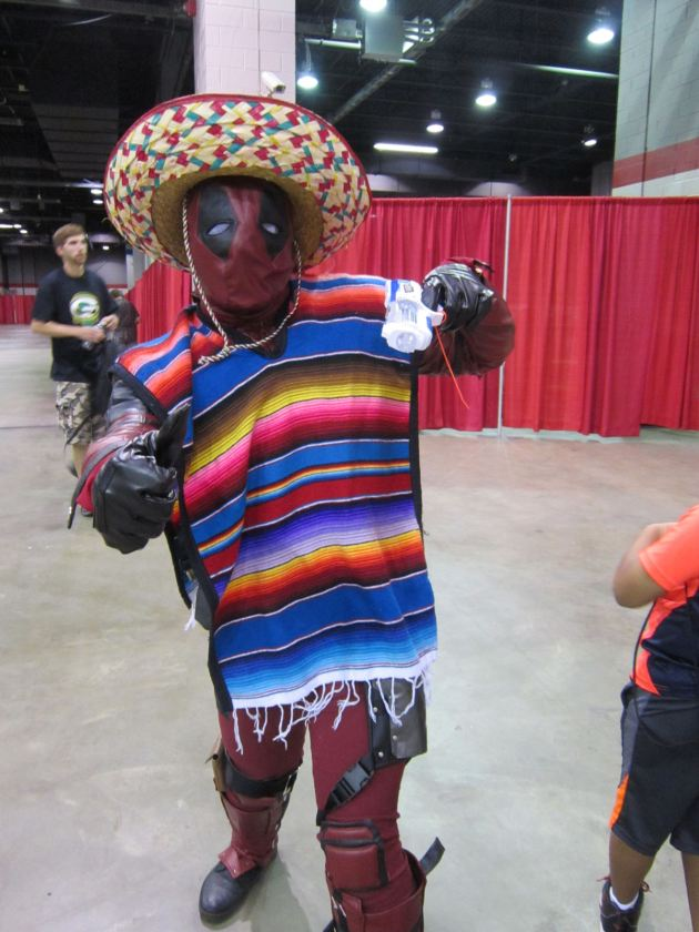 Senor Deadpoolito!