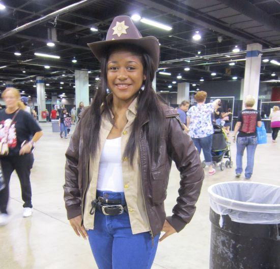 Sheriff Rick!