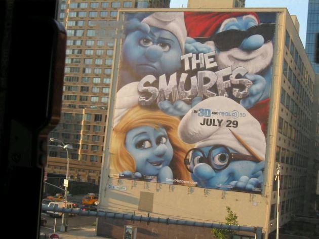 Smurfs!