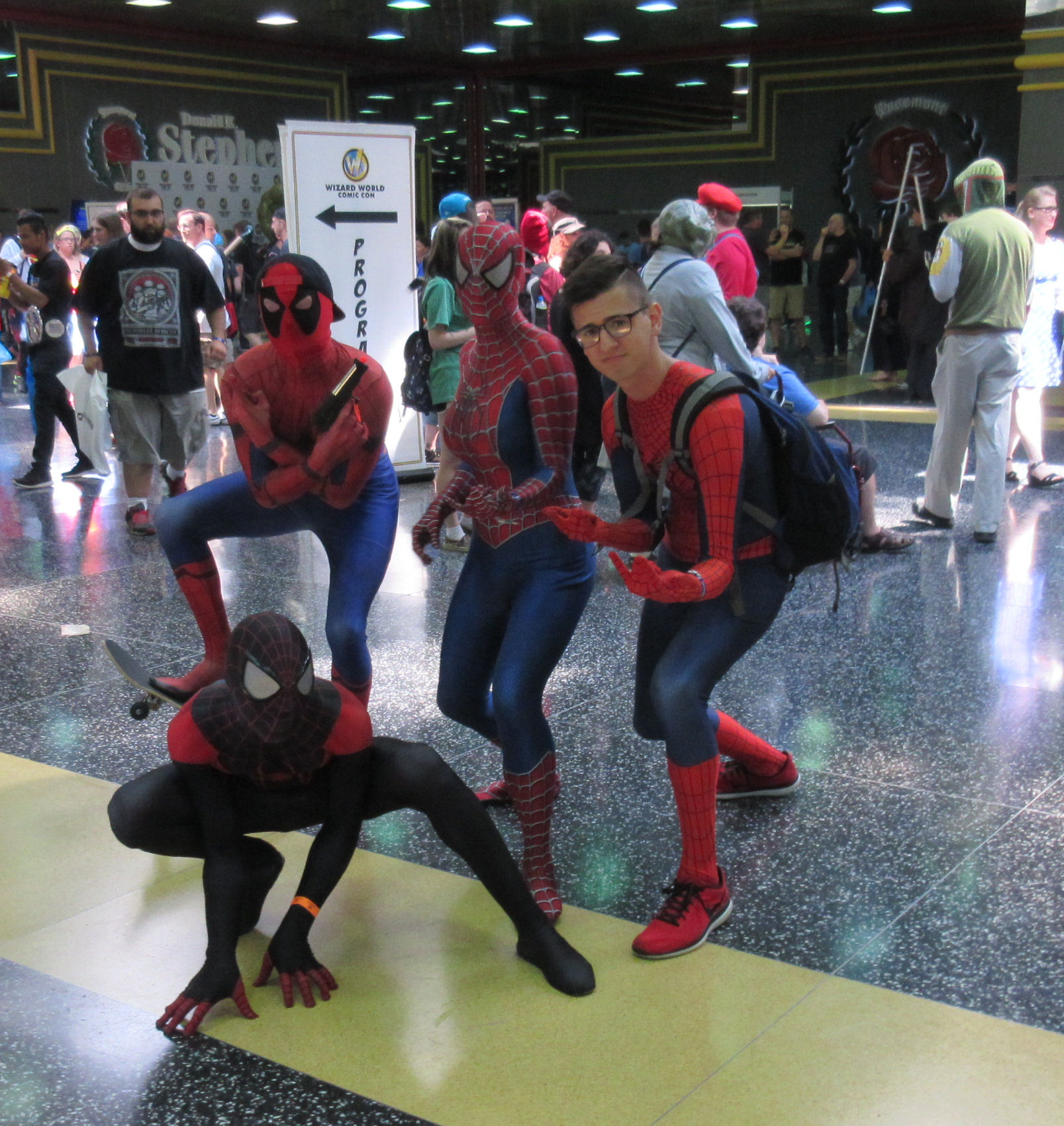 Wizard World Chicago 2016 Photos, Part 3: Marvel Comics Cosplay! « Midlife Crisis Crossover!