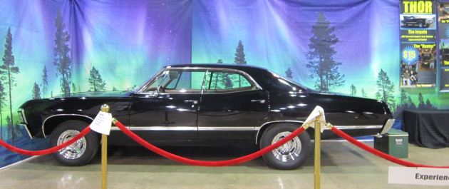 Supernatural Car!