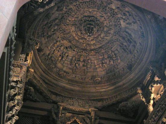 Terra Cotta Dome!