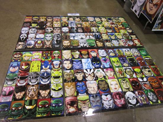 Terry Huddleston Floor!