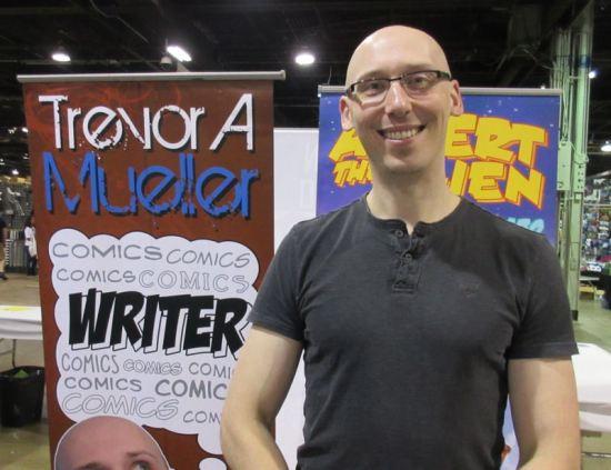 Trevor Mueller!
