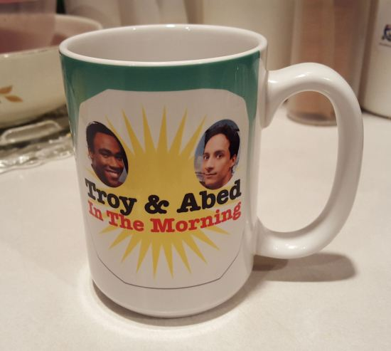 Troy & Abed in the Morning!