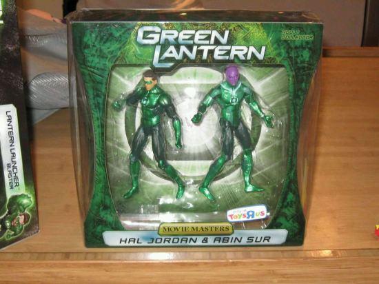 TRU Green Lantern!