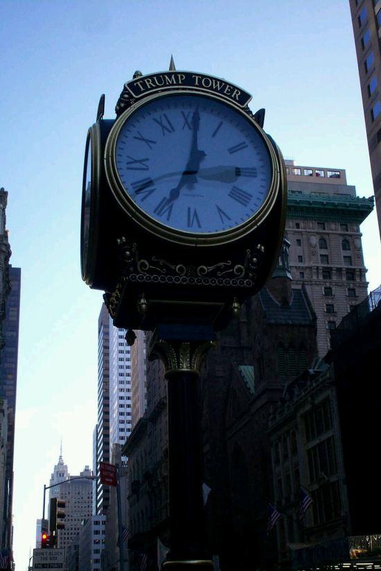 Trump Clock!