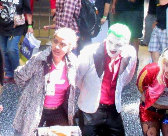 Waller & Joker!