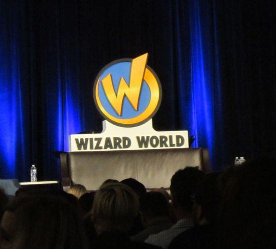Wizard World Logo!