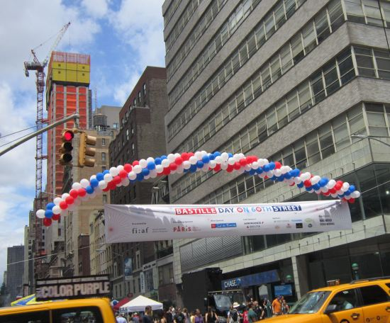 Bastille Day on 60th Street!