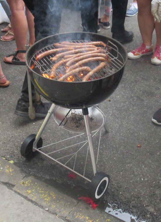 Bastille Sausage!