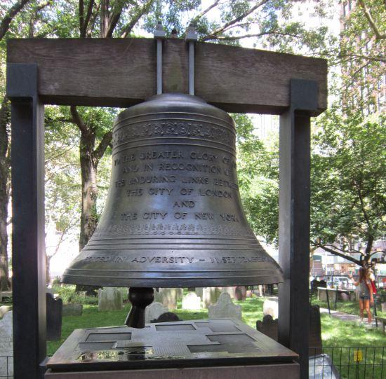 Bell of Hope.