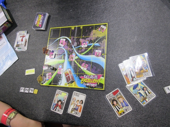 Bill & Ted's Excellent Board Game!